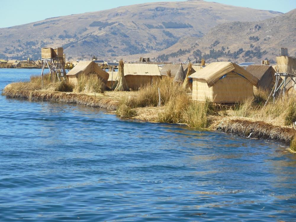 Die schwimmenden Inseln der Urus