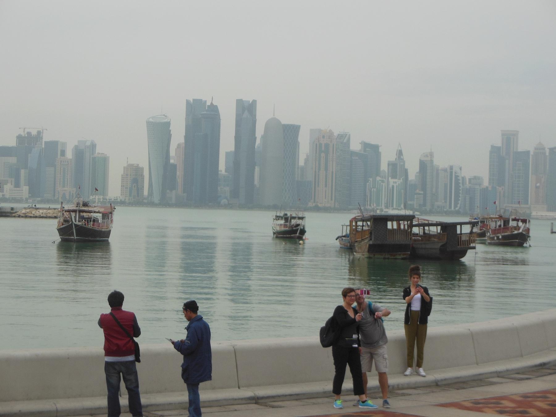 Dau Schiffe Doha Capital of Qatar (1800x1350) - Kopie