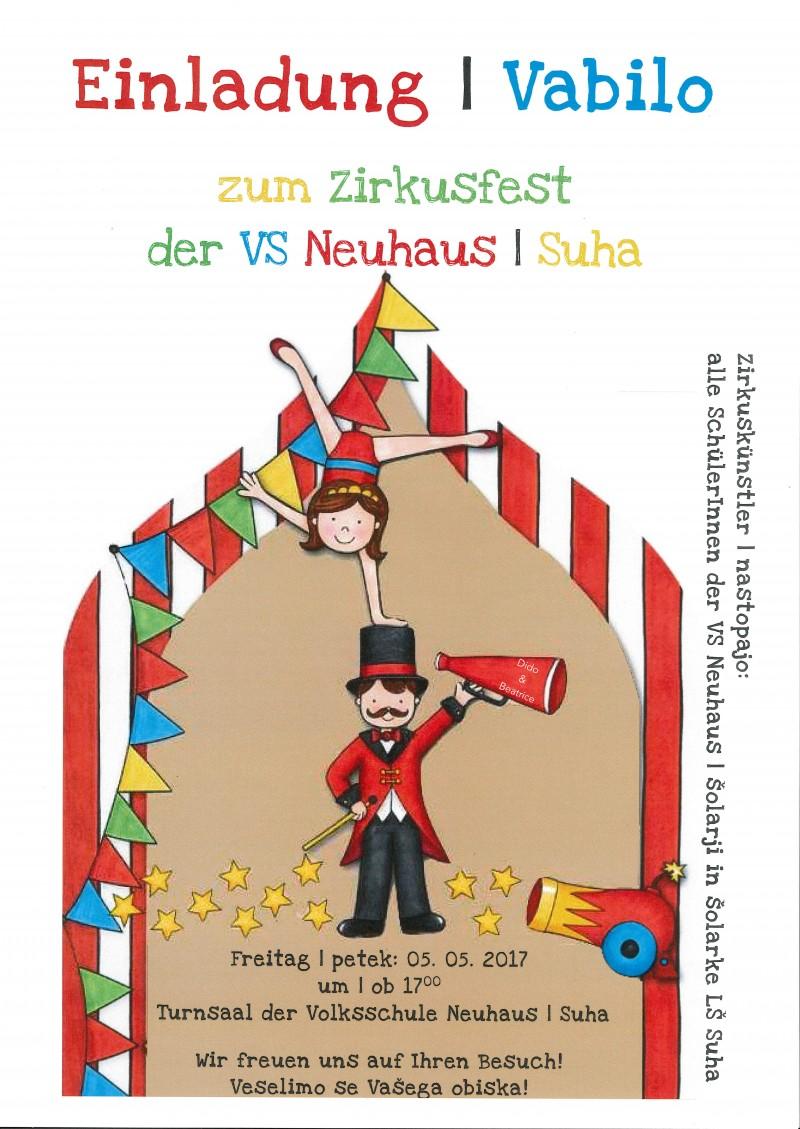 Zirkusfest-VS
