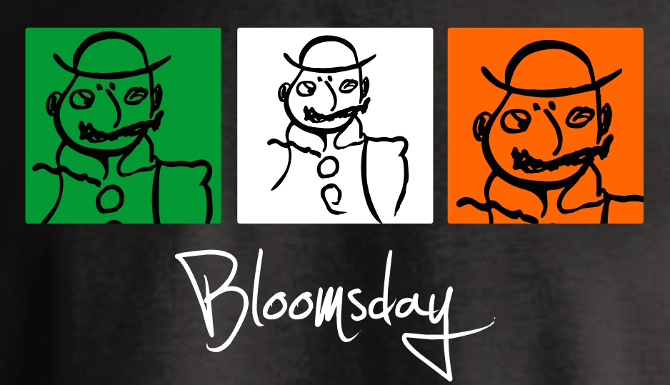 Bloomsday-logo