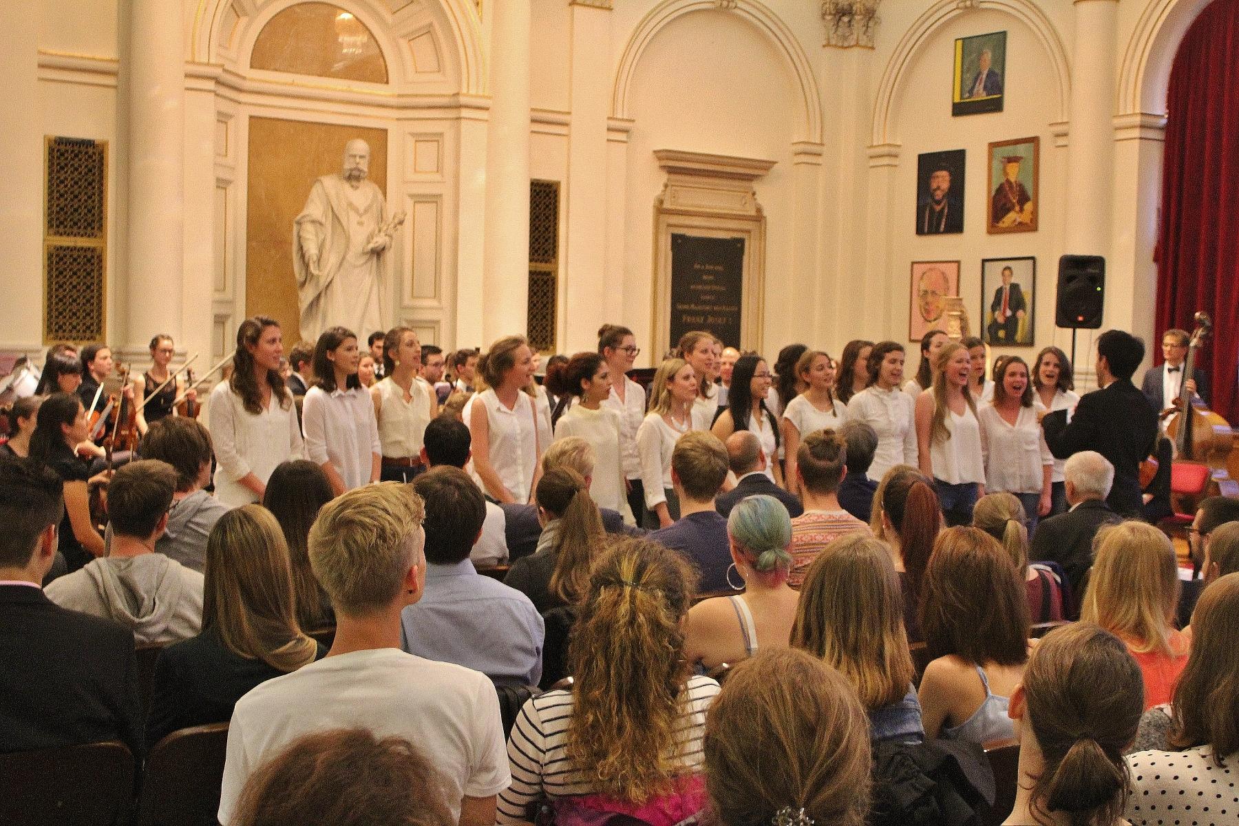 Sommerkonzert ÖH Med Graz