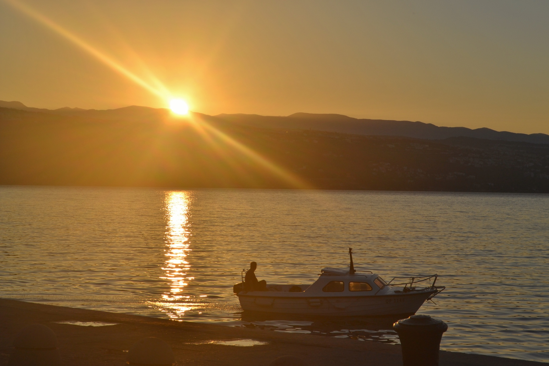 A Very Hot And A Very Cool Summer In Opatija And In